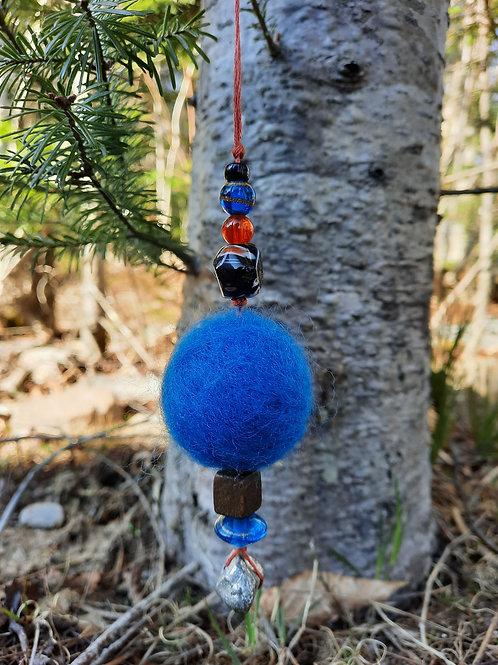 Felted Wool Ball Diffuser - Meraki Designs
