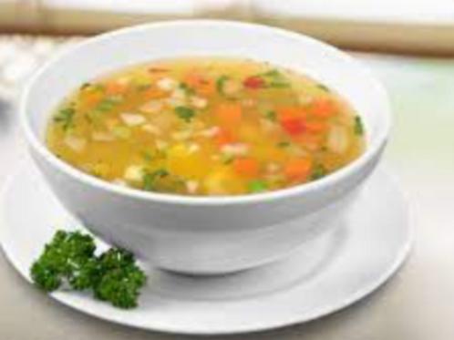 Veggie Soup - Bluebird Kitchen
