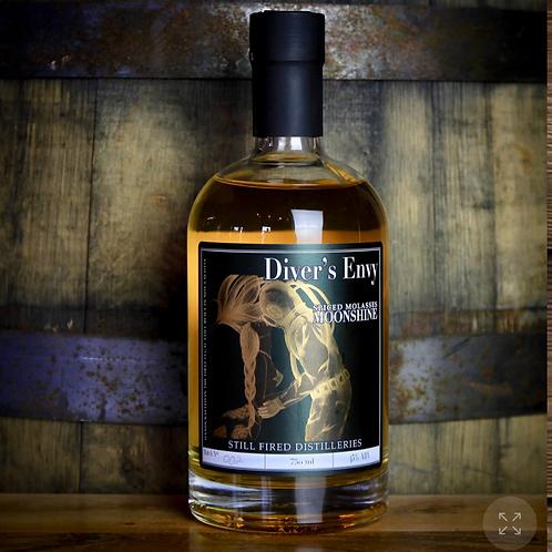 Divers Envy Spiced Molasses Moonshine (750 ml) - Still Fired Distilleries