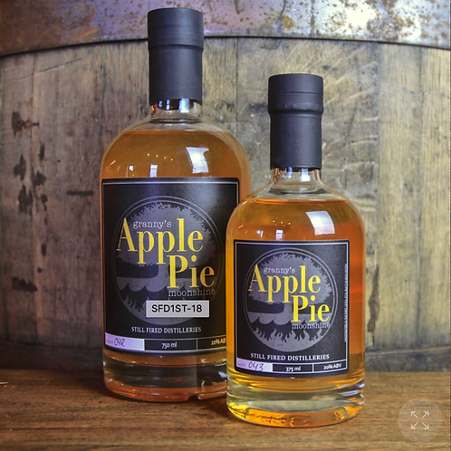 Apple Pie Moonshine - Still Fired Distilleries