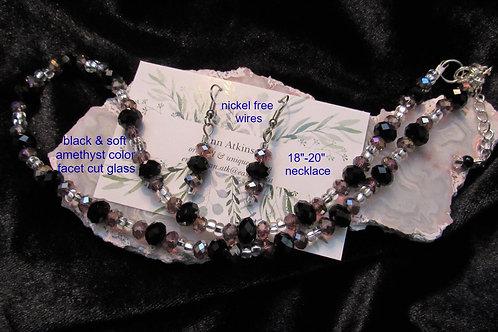 Original Designed Set (Black) - Linn's Creative Jewelry