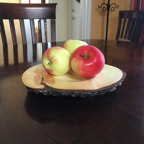 Spruce Burl bowl (Inv 20-32) - Rotational Matters Wood Turn