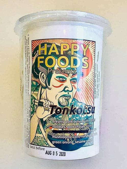 Tonkotsu Ramen Kit - Happy Foods