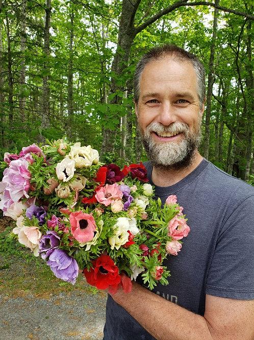 Larger Bouquet - Barefoot Blooms