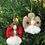Thumbnail: Felted Christmas Ornament (Angels) - Magic of Wool