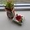Thumbnail: Felted Soap - Poppy Flower - Magic of Wool