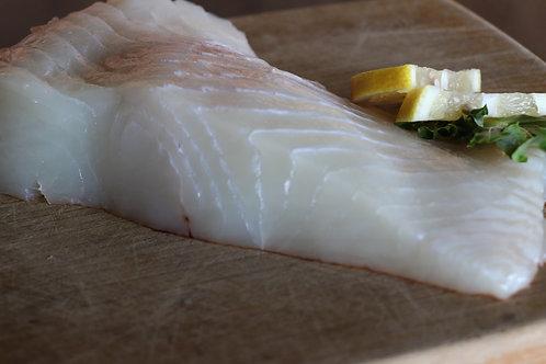Halibut Filets (frozen - 1 lb) - Evans Seafoods