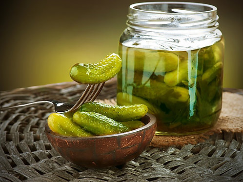 Pickles & Relishes (500 ml) - Helen B's