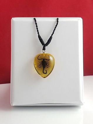 Scorpion Heart - Gold