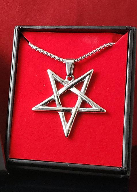 Pentagramme inversé WS