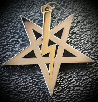 The Sigil of Anton LaVey Pendants Now on Sale!