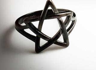 Pentagram Rings