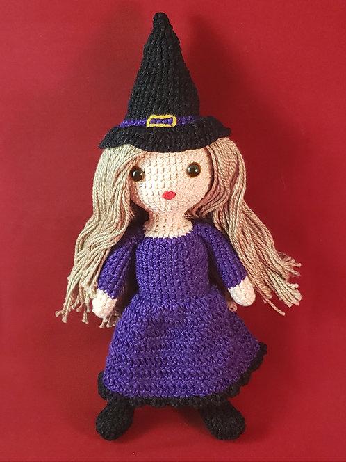Sorcière - Violet
