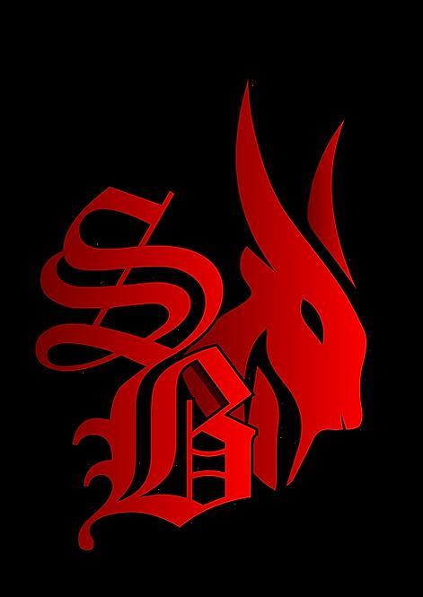 S.of.B Logo Sticker