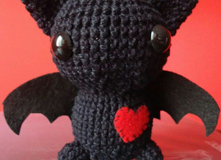 Baphomet Crochet Dolls and more Updates for 2016 and Beyond.