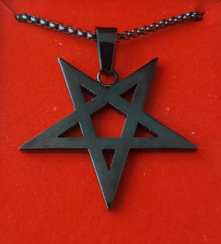 WS Pentagram V2 - Black