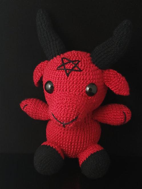 Baby Baphomet - Rojo