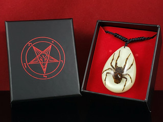 Pagan and Grotesque Jewelry