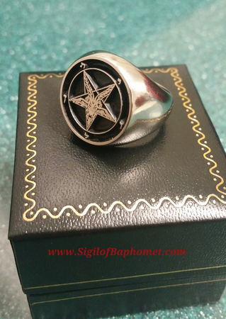 The Sigil of Baphomet Ring...Round 2