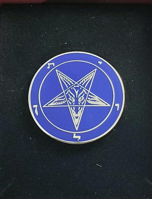 Pin de solapa SoB - Azul