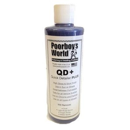 Poorboy's World QD+ Quick Detailer Plus 16OZ
