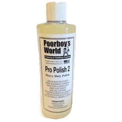 Poorboy's World Pro Polish 2