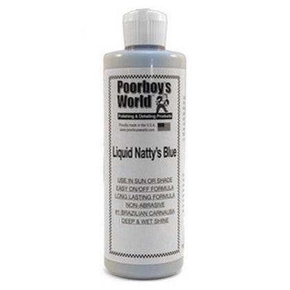 Poorboy's World Liquid Natty's Wax Blue