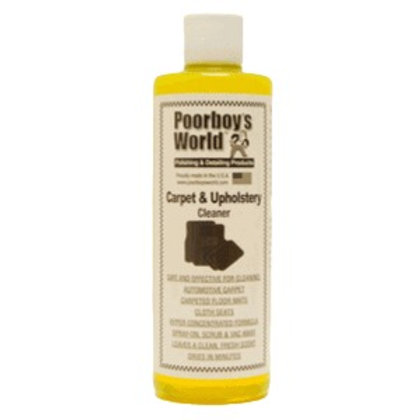 Poorboy's World Carpet & Upholstery Cleaner