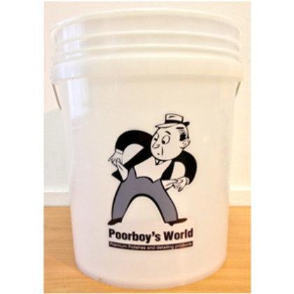 Poorboy's World Wash Bucket