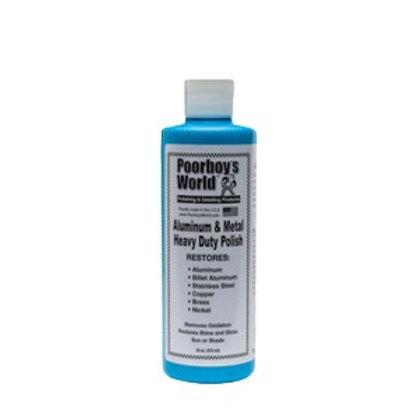 Poorboy's World Heavy Duty Aluminium & Metal Polish