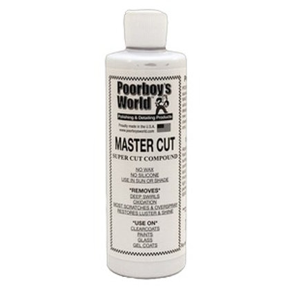 Poorboys World Mastercut Compound