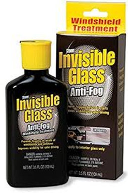 Invisible Glass Anti Fog Windscreen Treatment