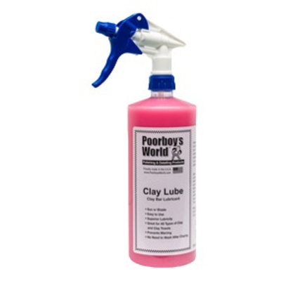 Poorboy's World Clay Lube