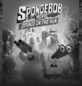 THE SPONGE BOB MOVIE