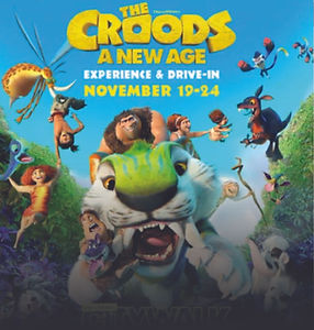 CROODS: A NEW AGE EXPERIENCE