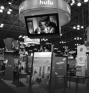 HULU NEW YORK COMIC CON