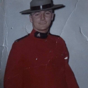 Crash and burn - But he always walked away. The Staff Sgt. Bob MacKinnon story