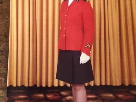 S/Sgt. Gail Courtney – Still Blazing Trails in Retirement