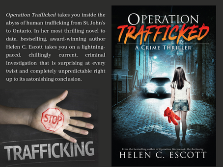 Operation Trafficked -Human trafficking stops when men stop buying women and children for sex
