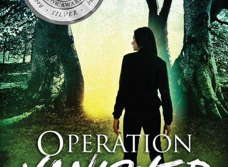 Operation Vanished - Helen C. Escott wins Silver Medal at the 2020 Independent Publisher Book Awards