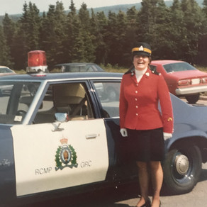 Cst. Cheryle LaFosse: The first Sworn RCMP Female