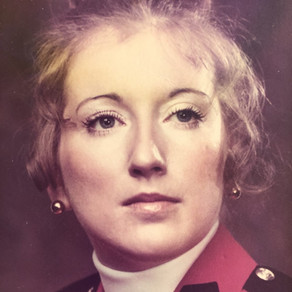 Rose Marie Russell-Coffey: Rose Marie of the Mounties