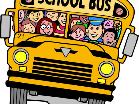 Why I tip the school bus driver