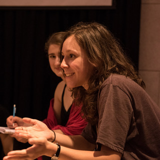 Açık Provası & Panel Tartışması (foto Murat Dürum)