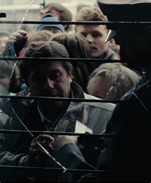 Wojciech Marczewski: 'Özgür' Sinemadan Kaçış (Escape from the 'Liberty' Cinema)