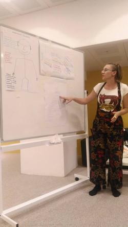 Training Programme for VisegradComm