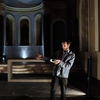 Aziz Vukolos Kilisesi'nde DUAL, foto © Hasan Sarıbaş