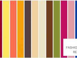 O colorido que nunca sai de moda