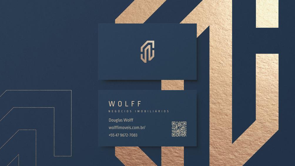 Proposta Identidade Visual - Wolff Negóc