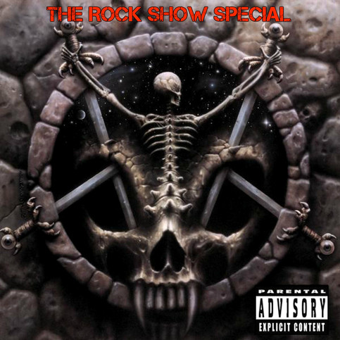 The Rock Show with Gully and Joe Special Slayer Divine Intervention